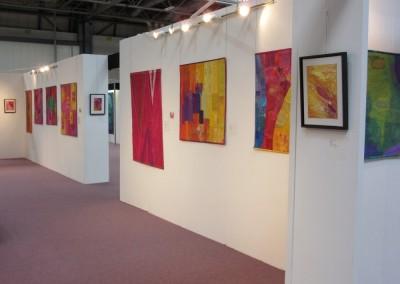 Festival of Quilts, Birmingham, augustus 2014 -3-