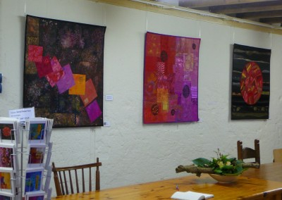 Galerie De Ganzerik, Oppenhuizen, mei 2012