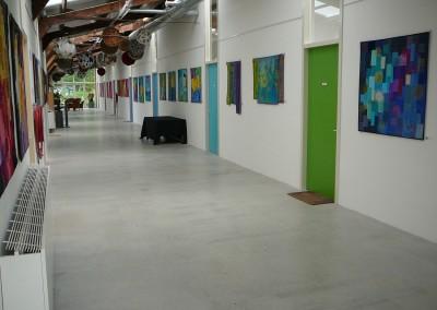10 jaar - Jubileum expositie, Heerhugowaard, juni 2012 -2-